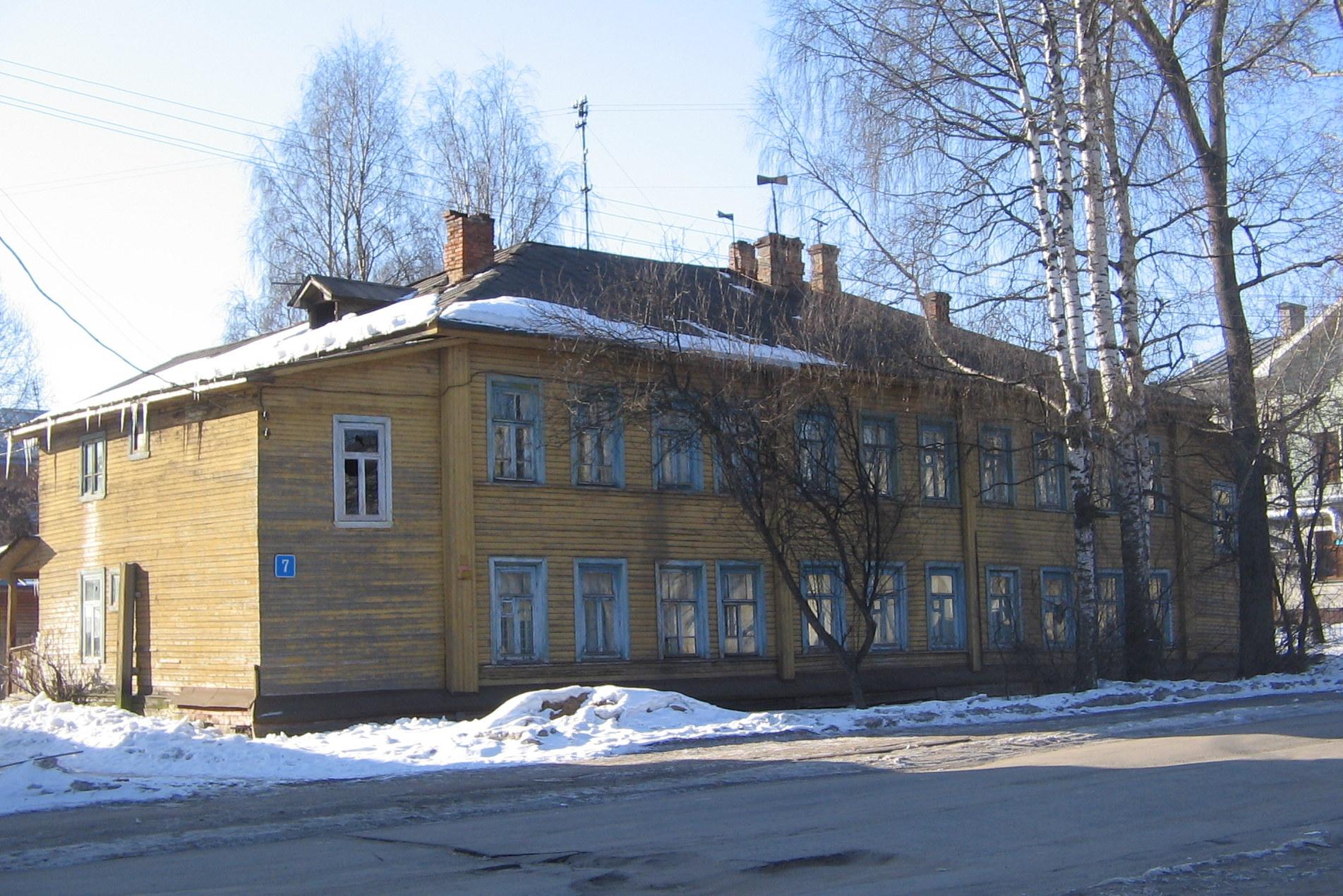Дом-мастерская Ливерия Раевского, главного фотографа
