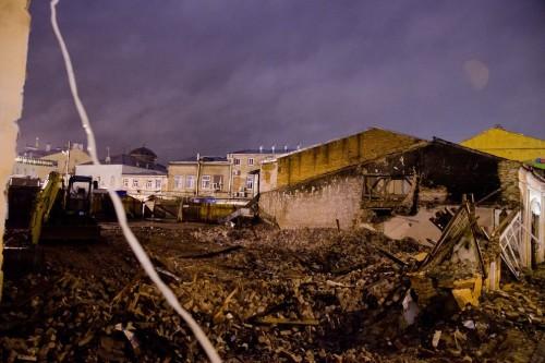 Год 2012. Конец Мира, 12 — «законный» снос федерального памятника архитектуры — конец Вологды, как мы её знали.