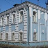 Дом Порозова, набережная VI Армии, 125 (сейчас — Военкомат), кон. XVIII в. Фото: Игорь Воронин