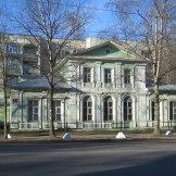 Дом Попова (3-я четверть XIX в.) на ул. Октябрьская, 15. Фото: Игорь Воронин