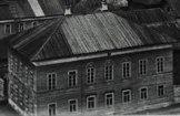 Дом, стоявший на углу улицы Пушкинской и Советского проспекта, на месте Почтамта (снесён в 1950-е)