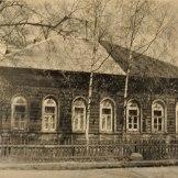 Дом Панфиловой на ул. Гоголя, 11 (1847 г.), утрачен