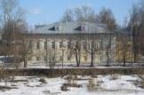 Дом адмирала Барша, набережная VI Армии, 101, 1781 г. Фото: Игорь Воронин