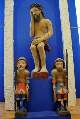 Тотемской церковной скульптуре ещё предстоит завоевать себе признание. Фото: Константин Гудков
